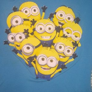 Despicable Me ❤ Tee 5 for $25 Deal
